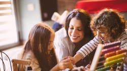 Come cambia lo stipendio della baby sitter quando in casa i bambini sono 2 (o