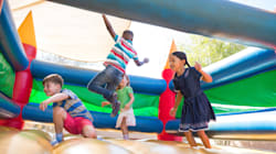 What Parents Need To Know About Child Safety On Jumping Castles And