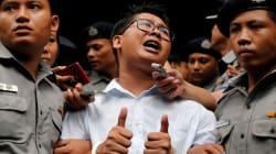 Número de jornalistas presos por fazerem seu trabalho chega perto de recorde, diz