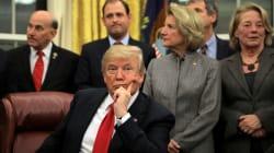 Trump insiste en que es 'la persona menos racista del