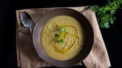 Un plato de cuchara con legumbres y hortalizas por sólo 2