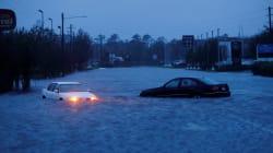 Florence entraîne des pluies diluviennes dans les Carolines et cause huit