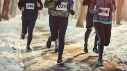 Continuer à courir même quand il fait très froid? Les conseils d'un Français installé à