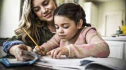 """""""Je n'ai rien contre les parents qui enseignent à leurs enfants, mais l'instruction en famille n'est pas à la portée de"""