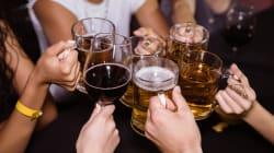 El lado oscuro del vino y la cerveza con menor graduación
