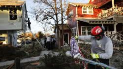 Le bilan s'alourdit à 17 morts après le passage de l'ouragan