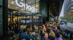 Dipendenti di Google nel mondo protestano contro le molestie sessuali