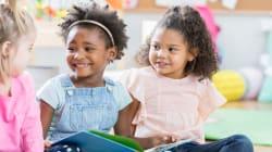 Crianças gostam e precisam de repetição para