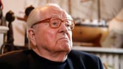 Jean-Marie Le Pen est sorti de