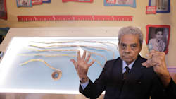 WATCH: Man With World's Longest Fingernails Finally Cuts Them After 66