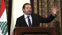 Saad Hariri, pourfendeur du Hezbollah et de