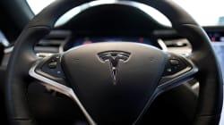 Tesla va rappeler 123 000 véhicule de la gamme Model