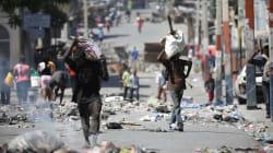 Haïti paralysé par la crise qui secoue le