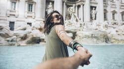 Turista single? A Roma arriva il