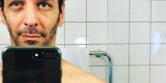 Cette photo de Tomer Sisley fait mal par procuration