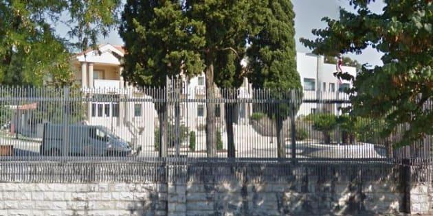 L'ambassade américaine au Monténégro attaquée à la grenade.