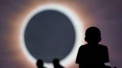 Sigue desde AQUÍ el eclipse