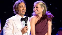 Gwyneth Paltrow And Brad Falchuk Show Off Their Wedding Bands In Sweet