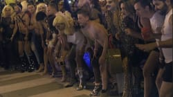 Pour Halloween, les drag-queens de Washington font une course en