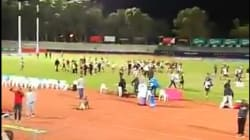 'Pitch Invasion' Chaos Halts Maties-Madibaz Varsity Cup