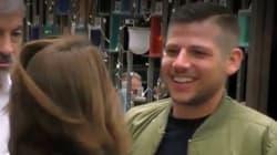 Se presenta en 'First Dates' diciendo que es una MILF, una
