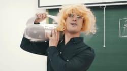 ¿Reconoces a alguno de tus profesores en esta parodia