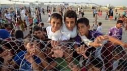 Cada tres segundos, una persona del mundo se convierte en un refugiado: