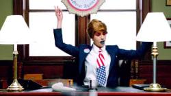 Dans un clip subversif, les Pussy Riot imaginent les États-Unis sous
