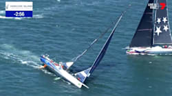 Sydney To Hobart Start Was Tacky In Every Sense Of The