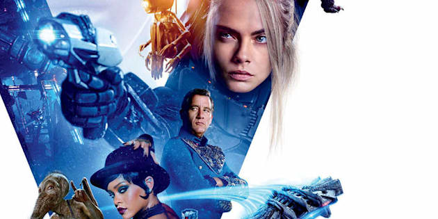 Valérian et La Cité des mille planètes commence en l'an 2740.