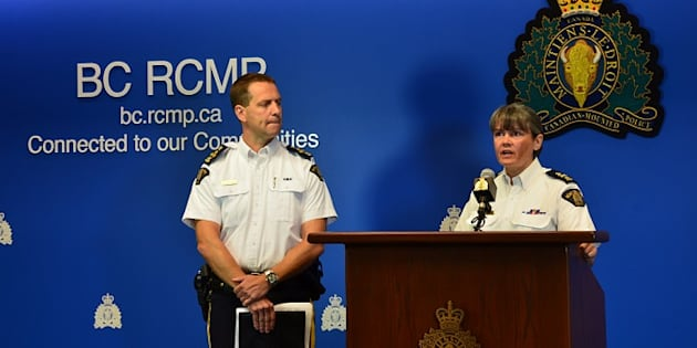 The British Columbia RCMP has arrested 10 people for break and enter, breach and mischief in evacuated areas.