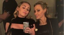 Grammy Awards: les stars se mettent en beauté pour le tapis