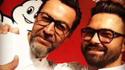 Per la prima volta uno chef italiano riceve la stella Michelin in