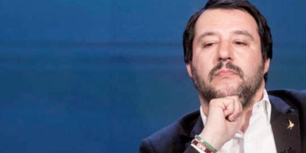 Matteo Salvini, en una imagen de archivo.