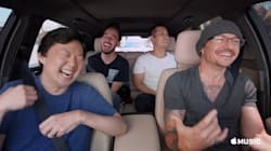 There's No Escaping The Pure Joy In Linkin Park's 'Carpool