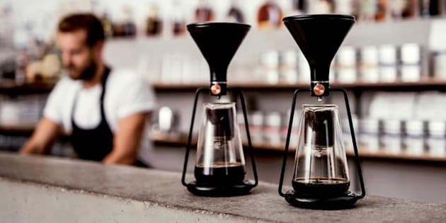 Beautifully Designed And Multi Purposed This Coffee Maker Has Made Our Caffeinated Hearts Flutter