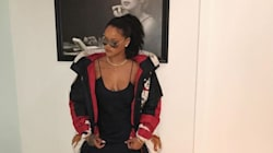 Rihanna mostra su Instagram i suoi calzini da 980 euro e dimostra che i dettagli fanno la