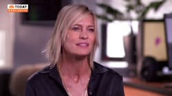 Robin Wright, alias Claire Underwood dans