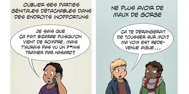 Assignée Garçon, des bandes dessinées pour ridiculiser les discours transphobes