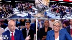 Après L'Emission politique, difficile de savoir si Marine Le Pen veut sortir de