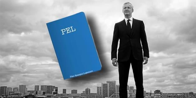 Le Maire : les PEL seront soumis au prélèvement à 30 %