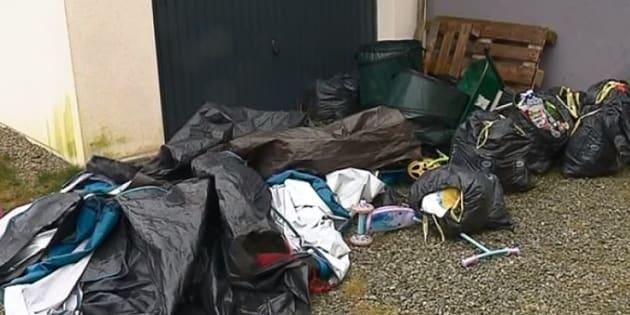 Après une location Airbnb, ils découvrent leur maison saccagée.