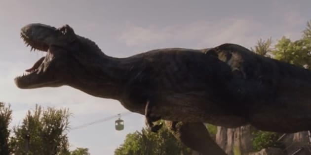 Non, le T-Rex ne pouvait pas tirer sa langue