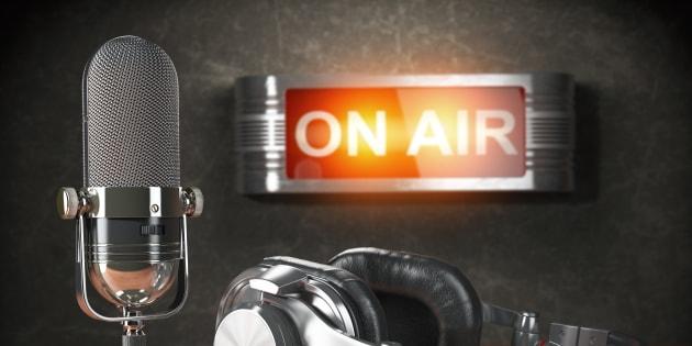 ラジオのイメージです