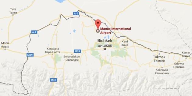 32 morts dans le crash d'un avion sur des habitations au Kirghizstan