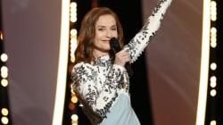 Isabelle Huppert pousse la chansonnette pour les 70 ans du Festival de