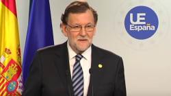 Rajoy le quita el turno de preguntas a un periodista de la BBC en Bruselas que iba a hablarle en