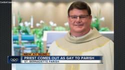 """""""Sono un prete cattolico romano. E sì, sono gay!"""