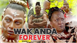 'Wakanda Forever' –Straight Out Of