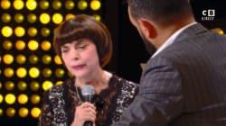 Mireille Mathieu très émue dans TPMP en évoquant la mort de sa